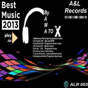 The Best Track 2013 by Amatox