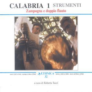 Campania Vol. 1: Strumenti - zampogna e doppio flauto