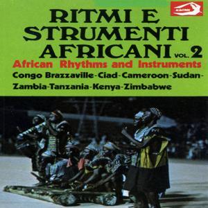 African Rhythms and Instruments, Vol. 2: Ritmi e strumenti africani