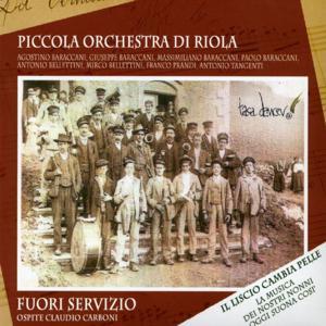 Fuori servizio (Il liscio cambia pelle - Italian Musette Sheds its Skin): Taca Dancer 3 - monografie
