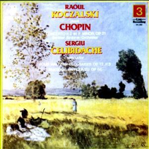 Chopin: Fantaisie Impromptu - Ecossaises - Four Waltzes - Concerto No. 2 in F Minor, Op. 21