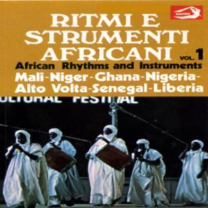 African Rhythms and Instruments, Vol. 1: Ritmi e strumenti africani
