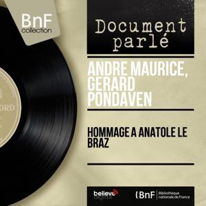 Hommage à Anatole Le Braz (Mono Version)