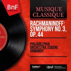 Rachmaninoff: Symphony No. 3, Op. 44 (Mono Version)