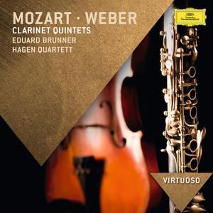 Mozart & Weber Clarinet Quintets