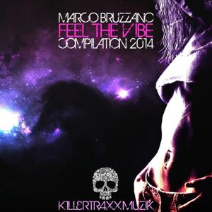 Marco Bruzzano Feel the Vibe Compilation 2014
