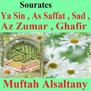 Sourates Ya Sin, As Saffat, Sad, Az Zumar, Ghafir (Quran - Coran - Islam)