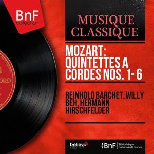 Mozart: Quintettes à cordes Nos. 1 - 6 (Mono Version)