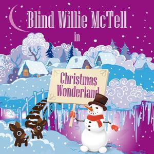 Blind Willie McTell in Christmas Wonderland