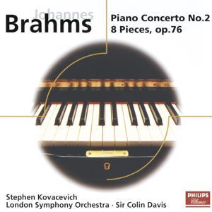 Brahms: Piano Concerto No.2; 8 Piano Pieces Op.76