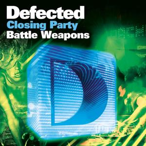 Defected Closing Party Battle Weapons