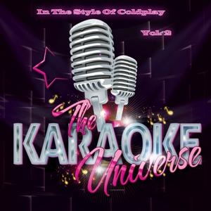 The Karaoke Universe in the Style of Coldplay, Vol. 2