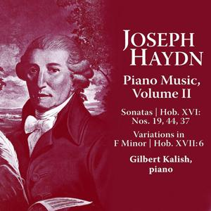 Joseph Haydn: Piano Music Volume II