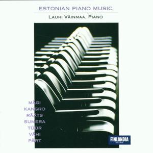 Estonian Piano Music