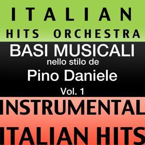 Basi Musicale Nello Stilo dei Pino Daniele (Instrumental Karaoke Tracks), Vol. 1