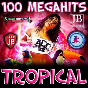 100 Megahits Tropical 2014
