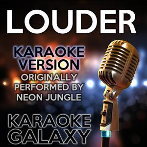 Louder (Karaoke Version)