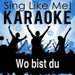 Wo bist du (1996 Edit) (Karaoke Version)