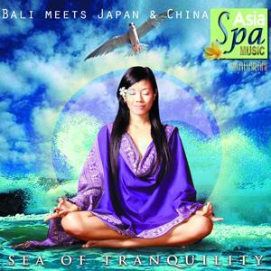 Bali Meets Japan & China: Sea of Tranquility