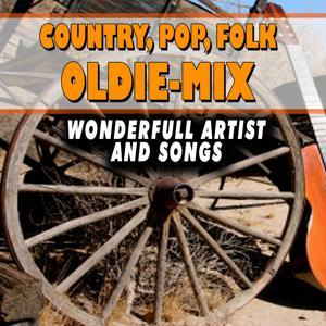 Country, Pop, Folk Oldie-Mix