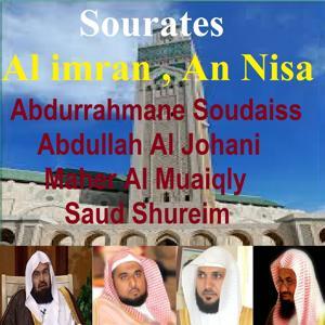 Sourates Al Imran, An Nisa