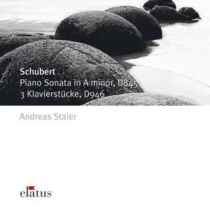 Schubert : Piano Sonata No.16 & 3 Impromptus D946  -  Elatus