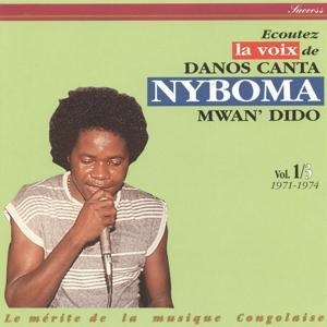 Danos Canta Nyboma Mwan' Dido, vol. 1