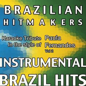 Playback ao Estilo de Paula Fernandes (Instrumental Karaoke Tracks) Vol. 2