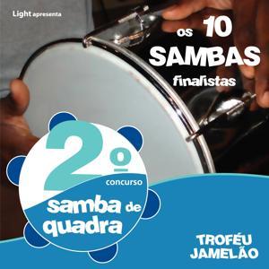 1º Concurso de Samba de Quadra da Light (Os 10 Sambas Finalistas)