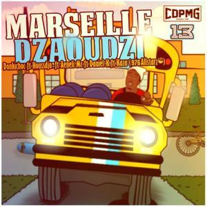 Marseille dzaoudzi