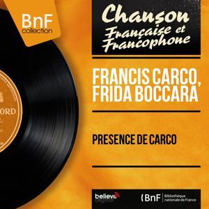 Présence de Carco (Mono Version)