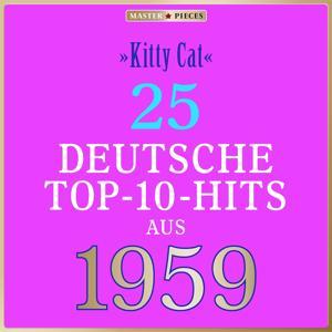 Masterpieces presents Peter Kraus: Kitty Cat (25 deutsche Top-10-Hits aus 1959 (Compilation))