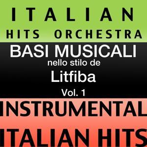 Basi musicale nello stilo dei litfiba (instrumental karaoke tracks), Vol. 1