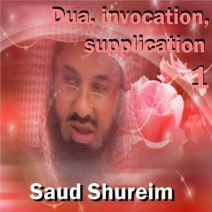 Dua, invocation, supplication, vol. 1 (Quran)