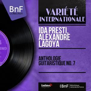 Anthologie guitaristique no. 7 (Mono Version)