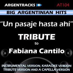 Un pasaje hasta ahi - Tribute to Fabiana Cantilo - EP