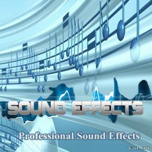 Professional Sound Effects, Vol. 38