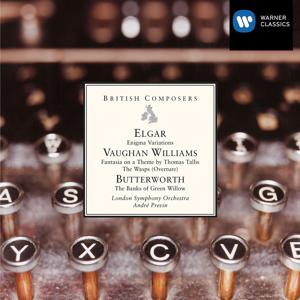 Elgar - Vaughan Williams - Butterworth