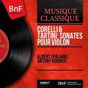 Corelli & Tartini: Sonates pour violon (Mono Version)