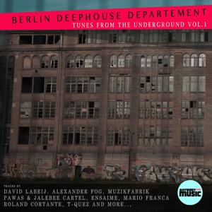 Berlin Deephouse Department - Tunes from the Underground, Vol. 1