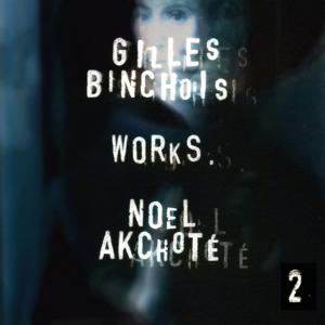 Gilles Binchois: Works, Vol. 2 (Arr. for Guitar)