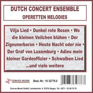 Operetten Melodies