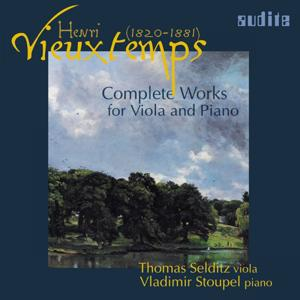 Henri Vieuxtemps: Complete Works for Viola & Piano