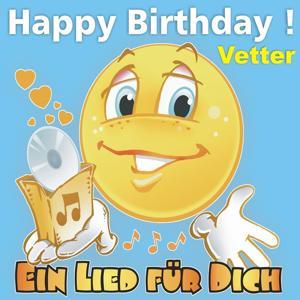Happy Birthday! Zum Geburtstag: Vetter