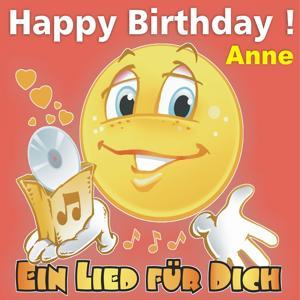 Happy Birthday! Zum Geburtstag: Anne