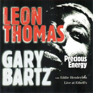 Precious Energy (Live at Ethell's)