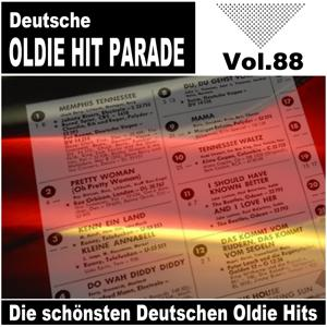 Deutsche Oldie Hit Parade - Die schönsten Deutschen Oldie Hits, Vol. 88