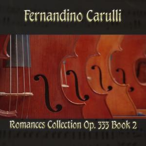 Fernandino Carulli: Romances Collection, Op. 333, Book 2