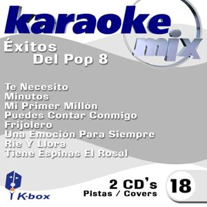 Exitos Del Pop 8 (Karaoke/Cover Version)