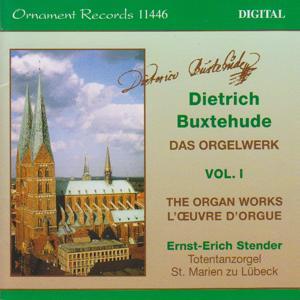 Dietrich Buxtehude: Das Orgelwerk, Vol. 1, Große Orgel, St. Marien, Lübeck